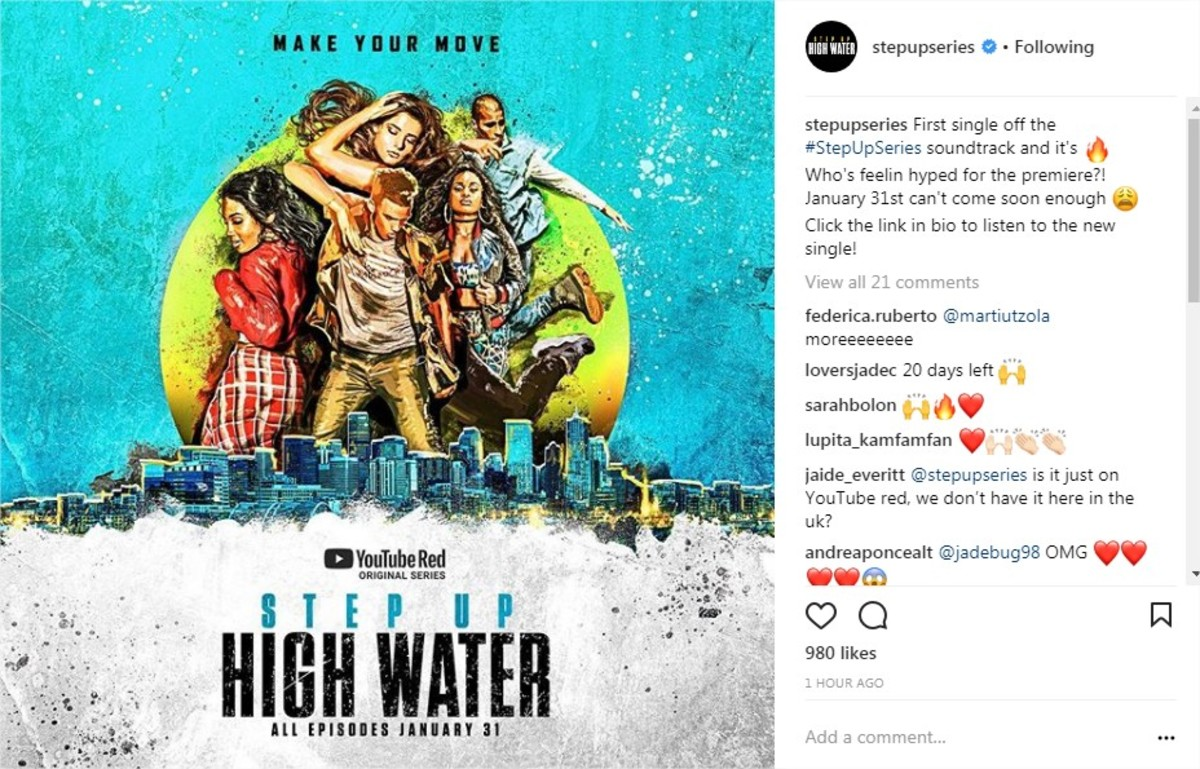 Step Up: High Water (2017)