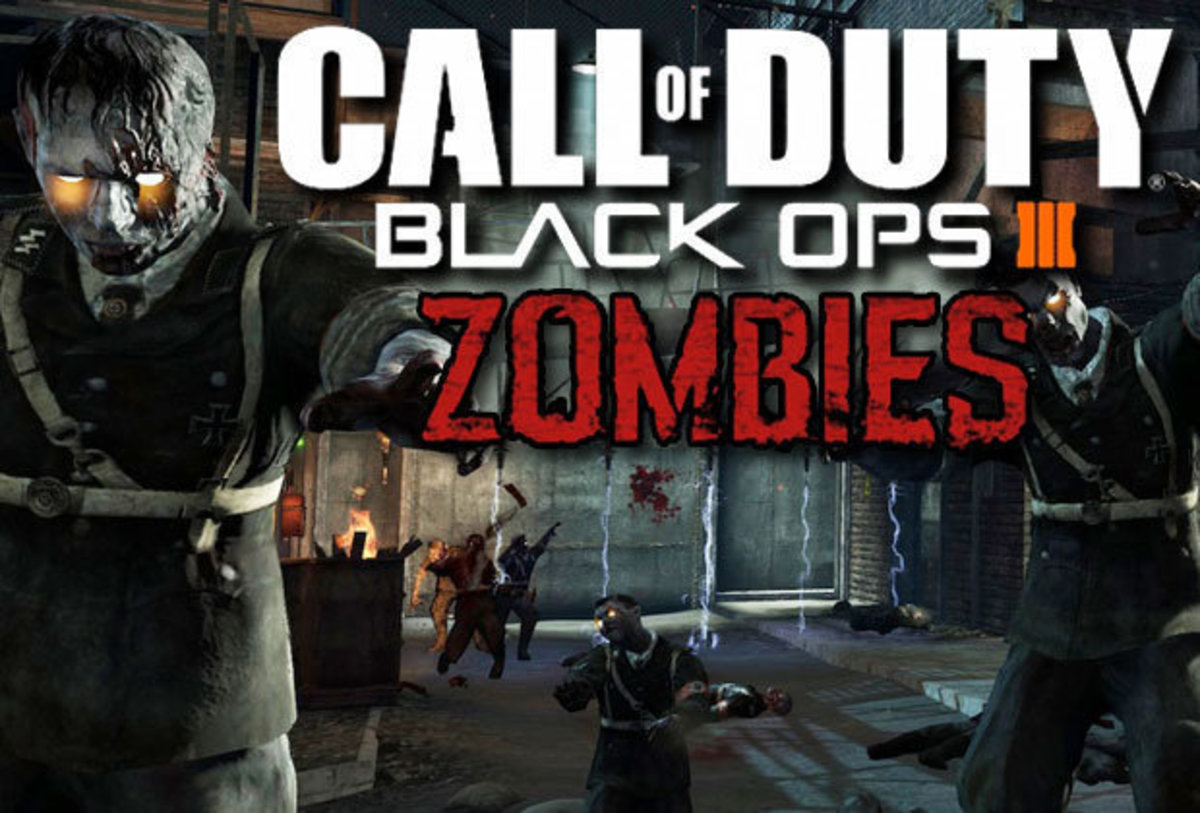 How to Level Up Fast in Black Ops 3 Zombie Chronicles & Get More Liquid Diviniums