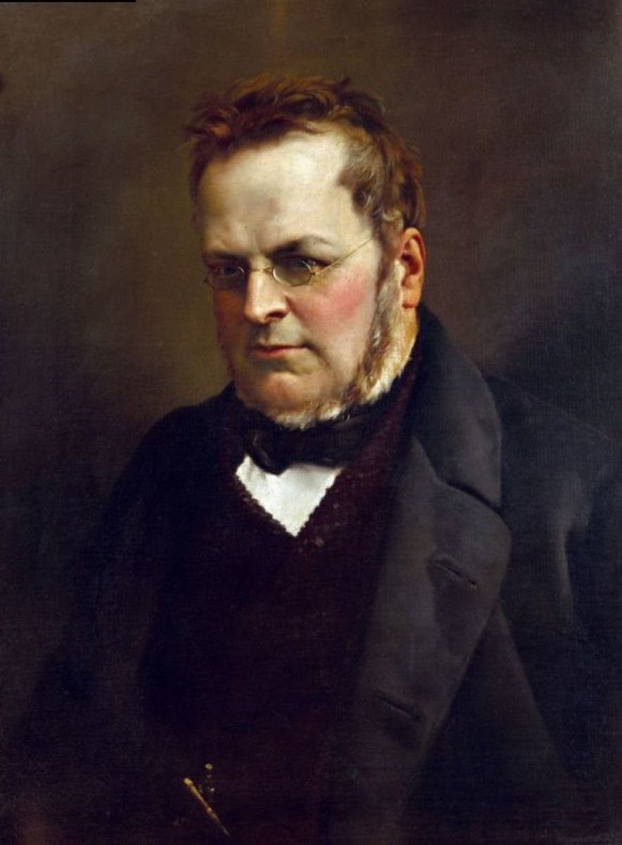Camillo Benso, The Count of Cavour.