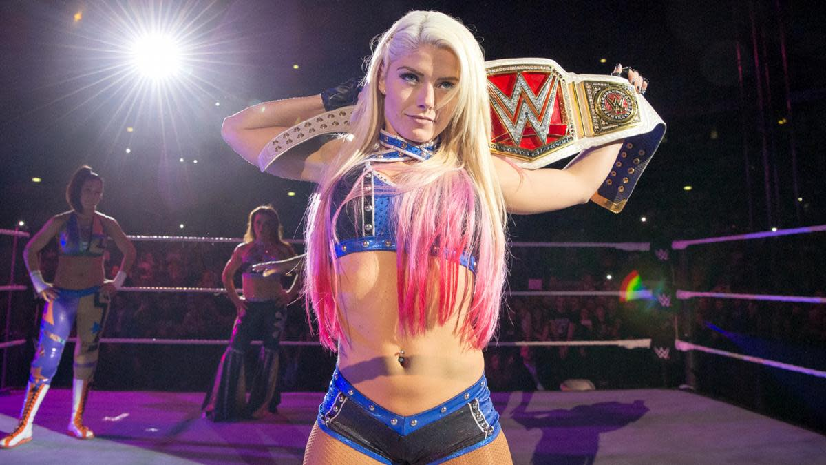 5 Facts About WWE Superstar Alexa Bliss