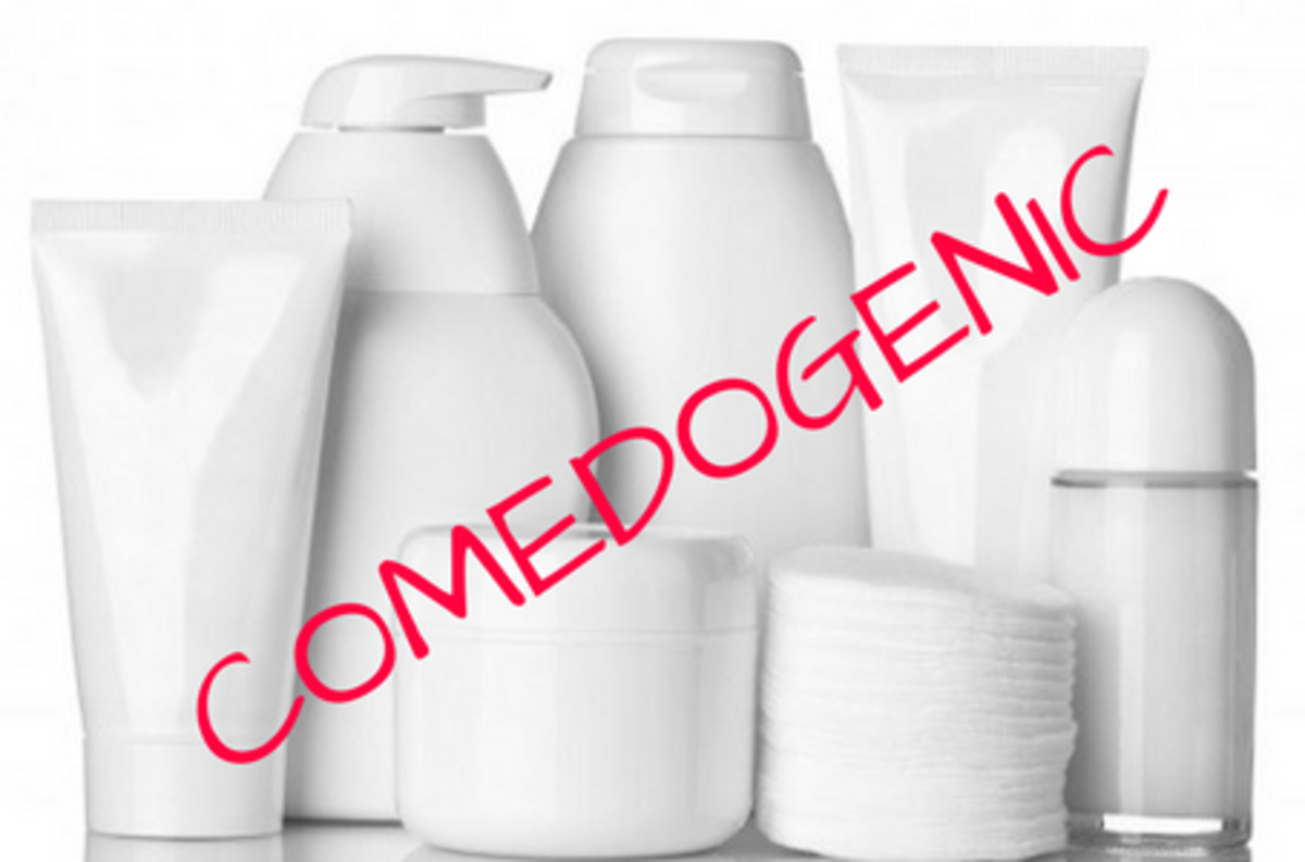 Comedogenic Ingredients In Cosmetics: Full List With Explanations
