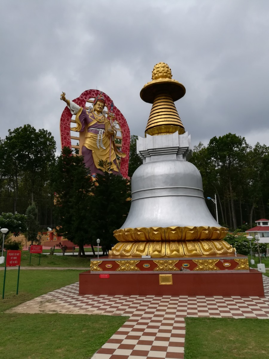 A typical Stupa