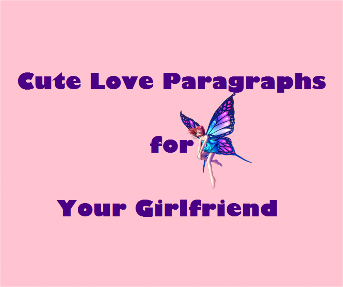 Cute Love Paragraphs for Your Girlfriend