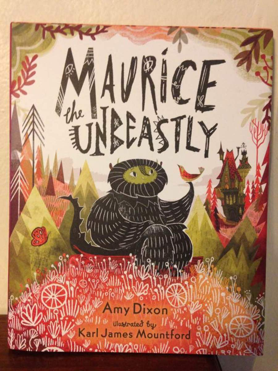 Different Is a Good Thing in Amy Dixon's New Picture Book
