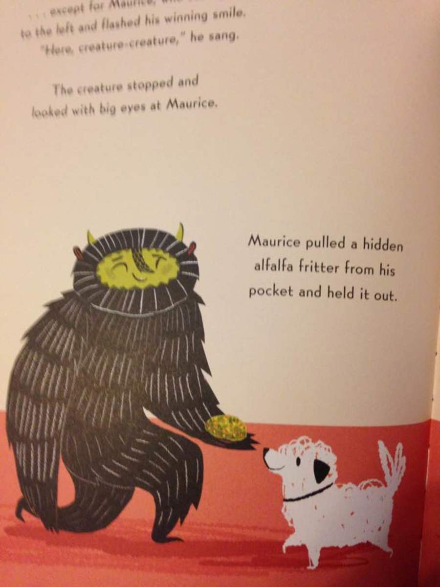 different-is-a-good-thing-in-amy-dixons-new-picture-book-maurice-the-unbeastly
