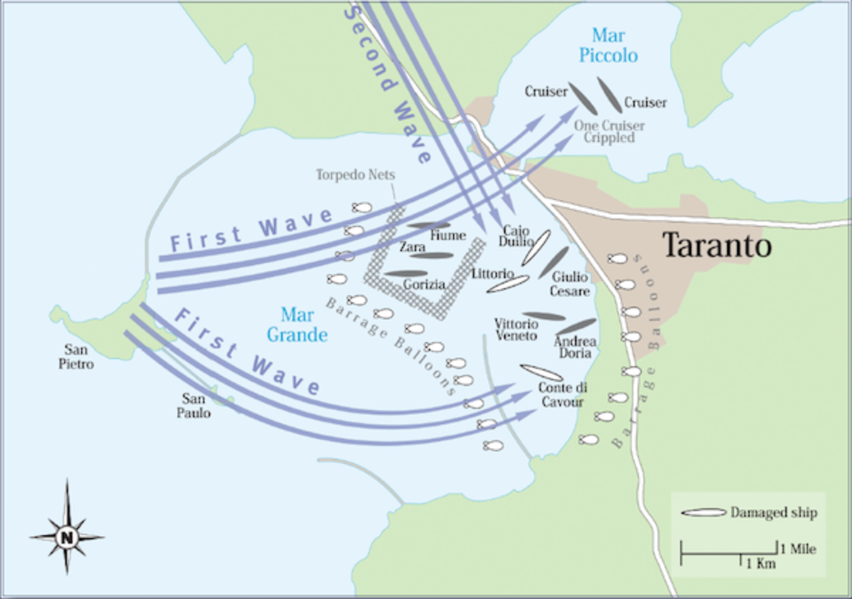 the-battle-of-taranto-an-allied-victory-that-influenced-an-axis-power