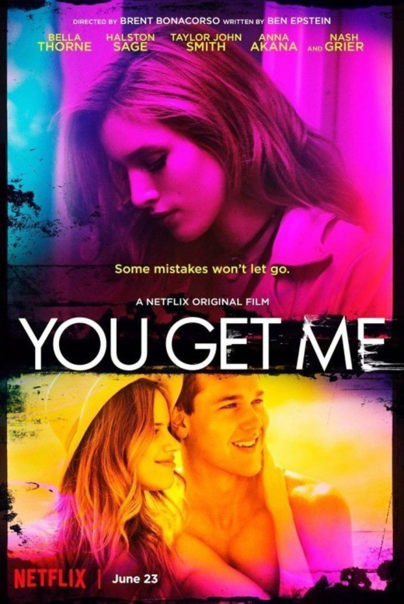 A Modern Bunny Boiler Movie 'You Get Me' (2017) Review