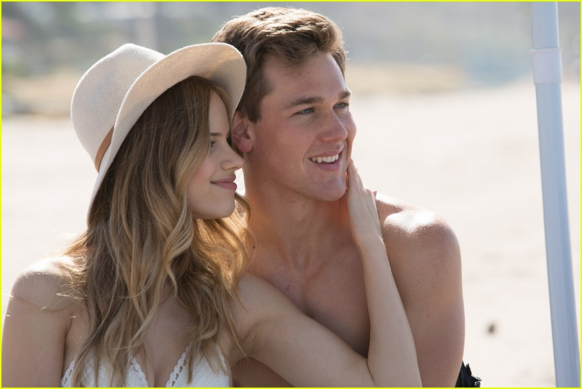 Tyler (played by Taylor John Smith) and his girl Alison (played by Halston Sage) love the beach, they visit it randomly a lot. #reviews #films #Yougetme