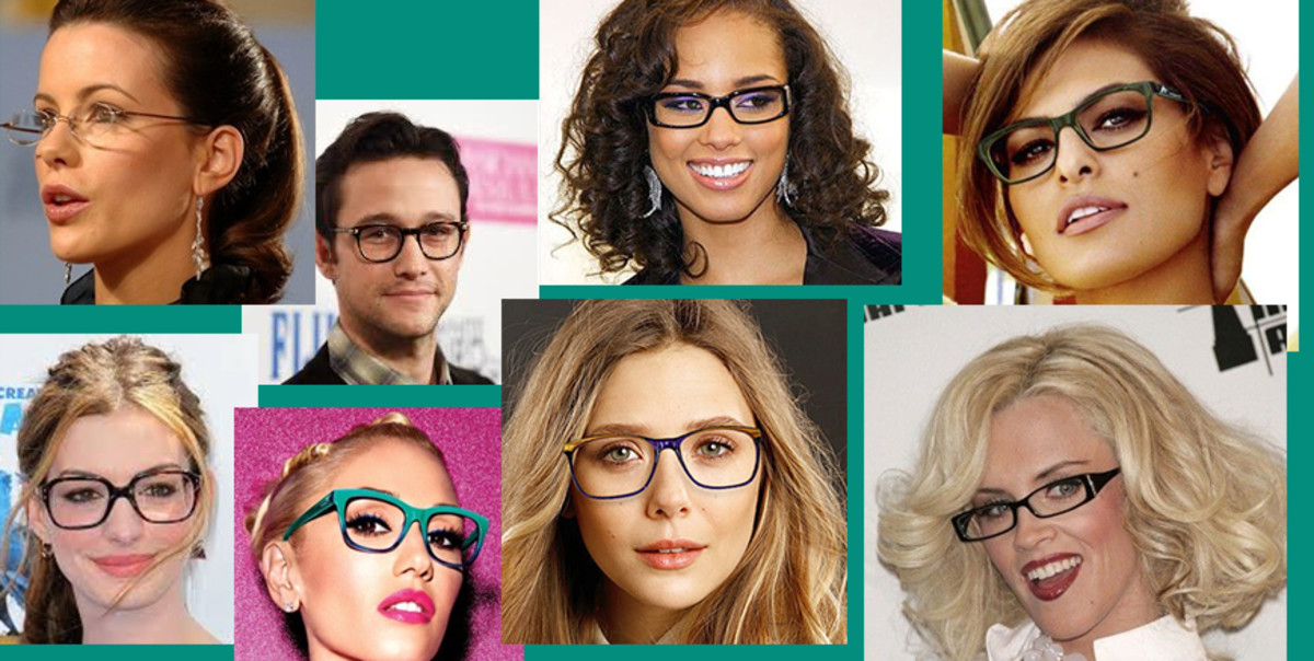 What Your Eyeglasses Reveal About You