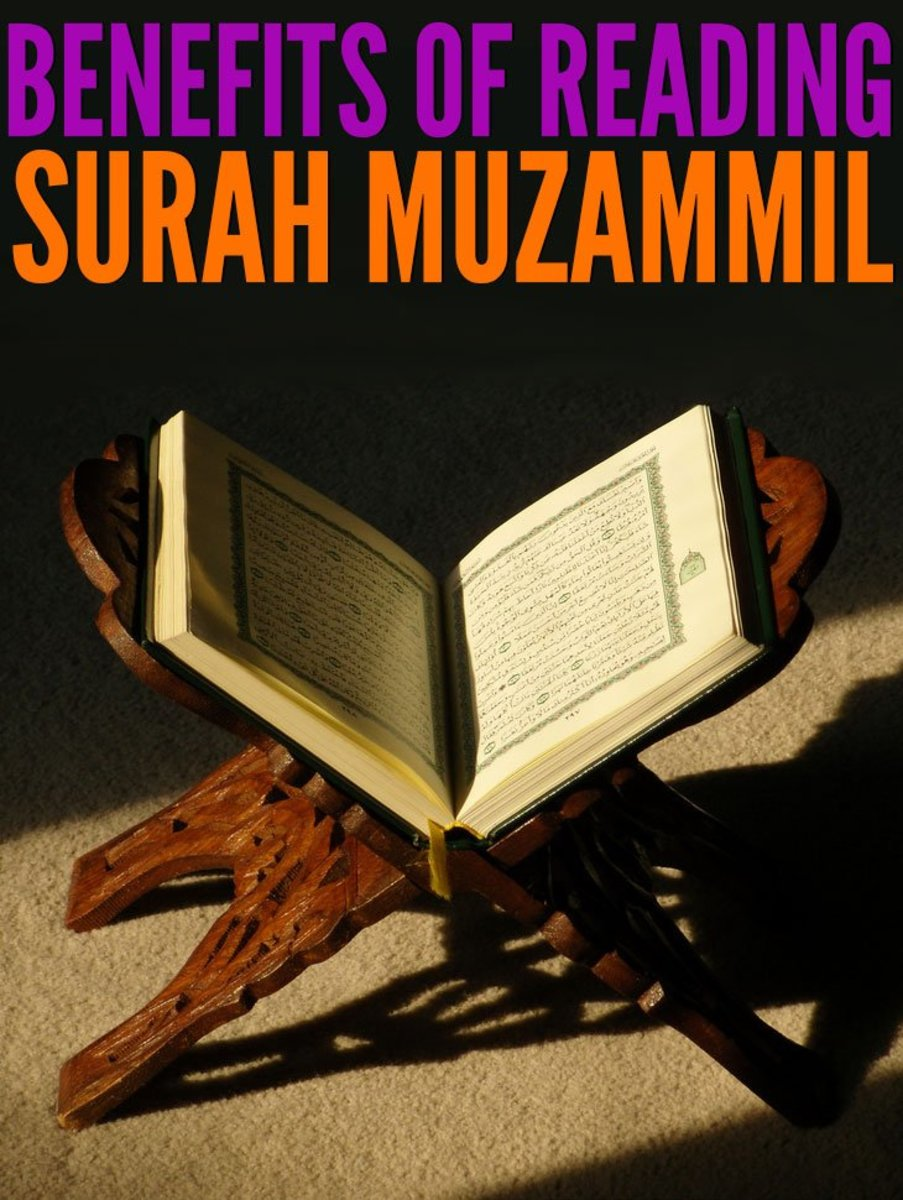 The Rewards and Benefits of Reading Surah Muzammil