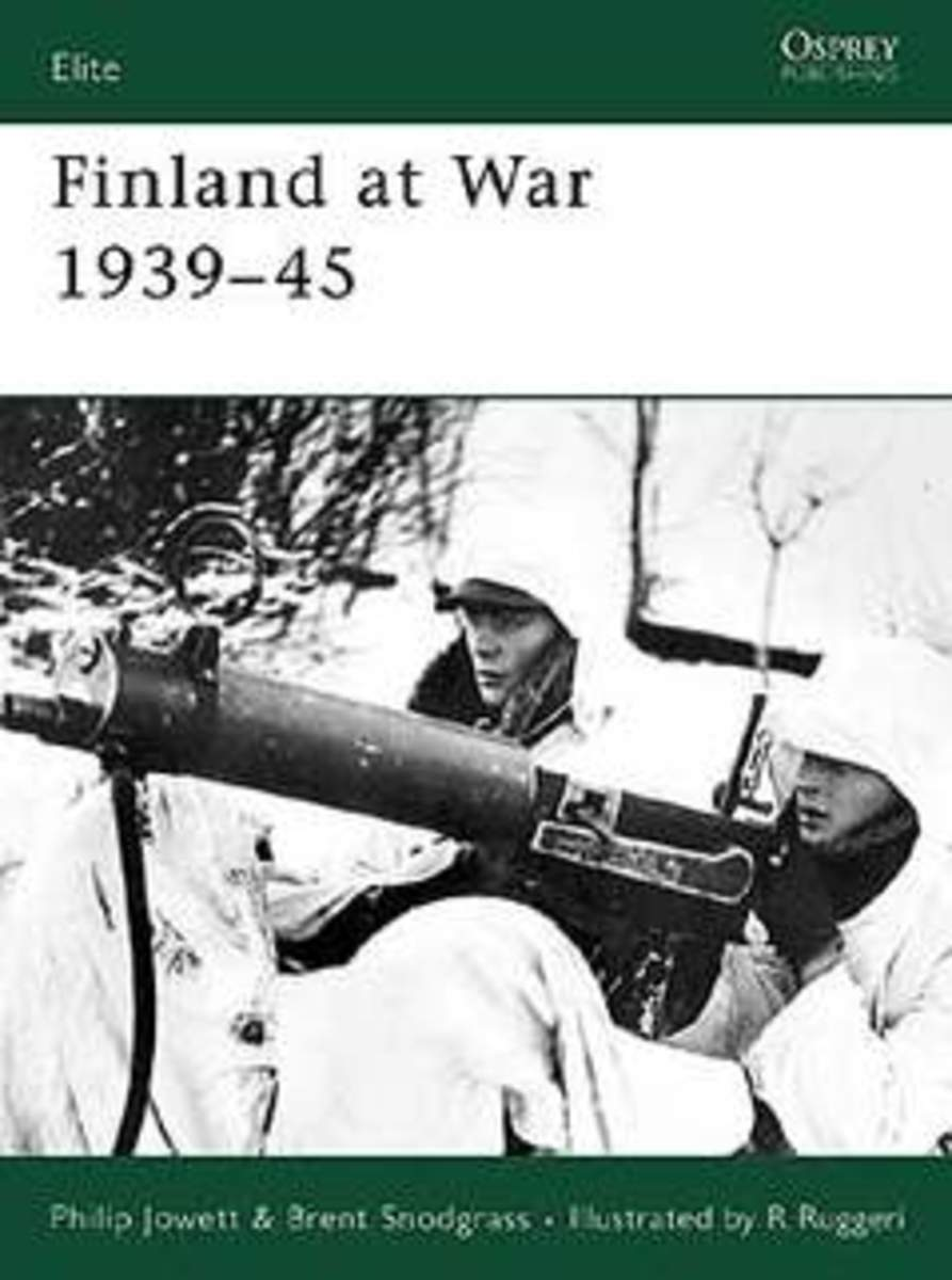 Finland's involvement against both the Nazis and the Russians