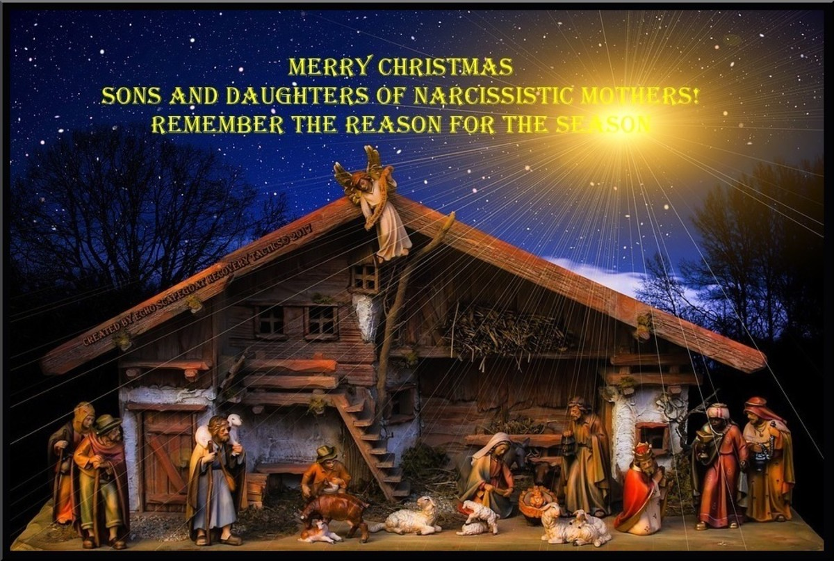 Thanksgiving and Christmas Holidays with a Narcissistic Family of Origin