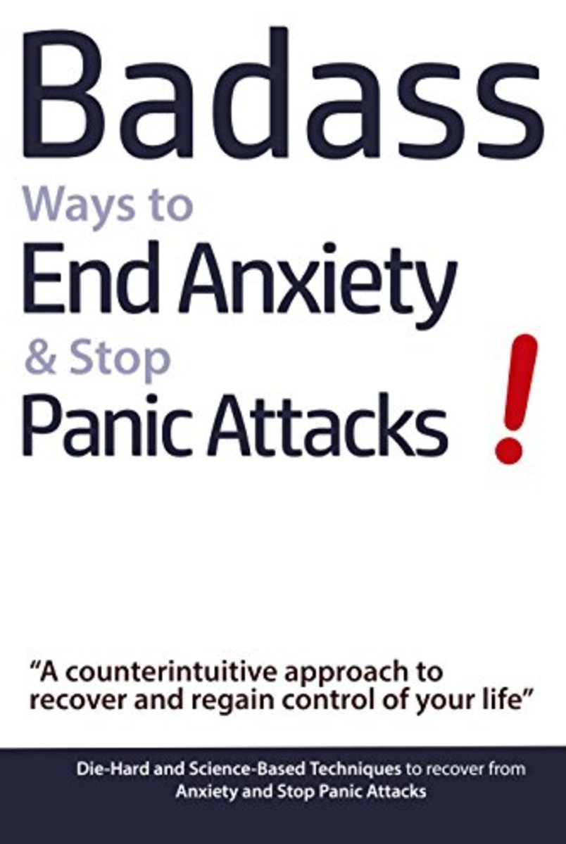 Book Review on Badass Ways to End Anxiety & Panic Attacks by Geert Verschaeve