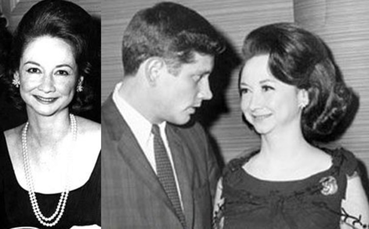 Dorothy Kilgallen with Ron Pataky 1965