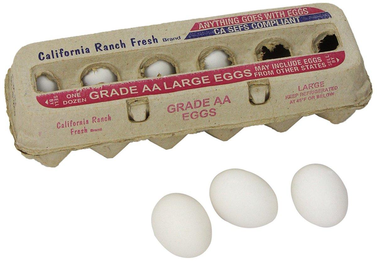 Grades of Eggs