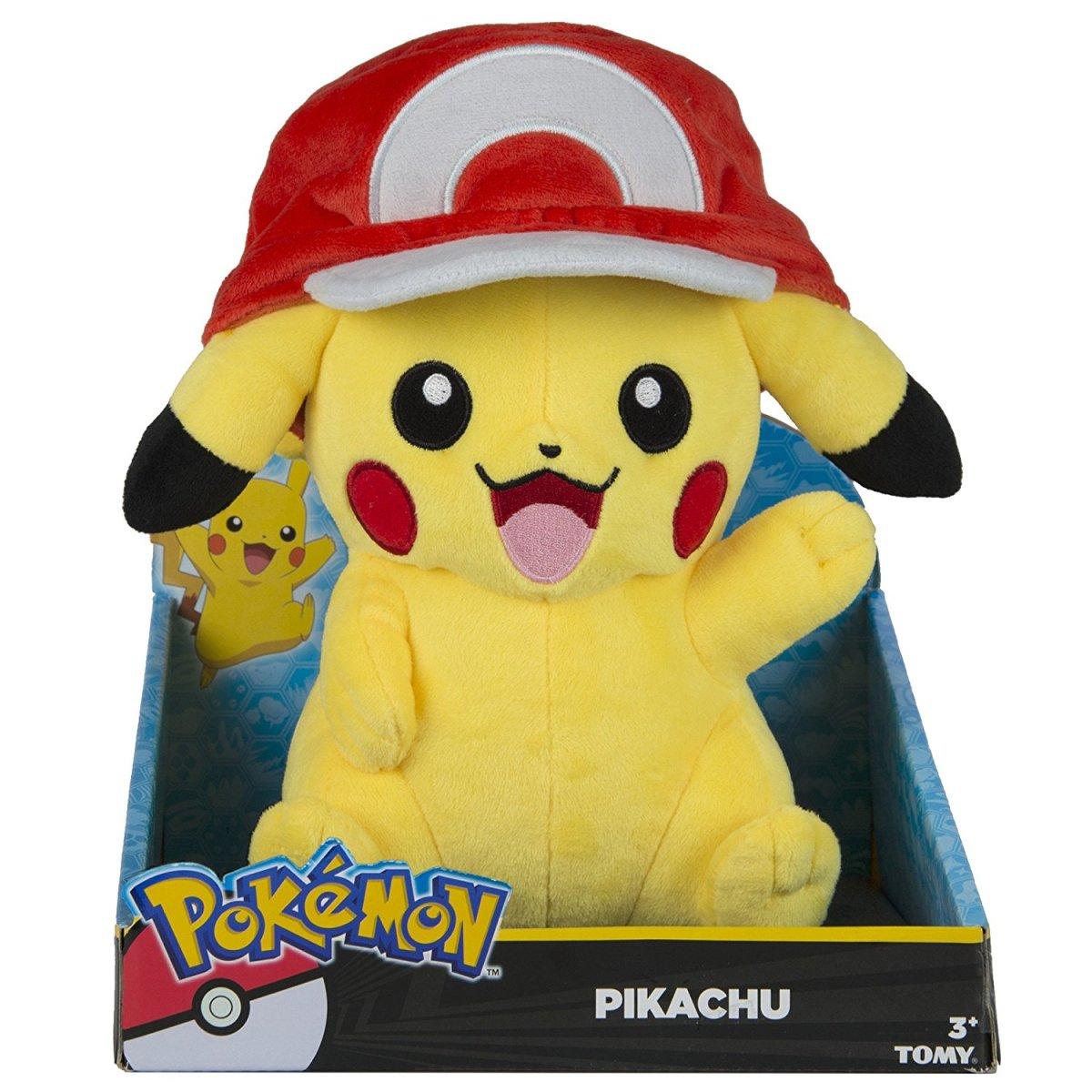 Pikachu Cuddly Plush Toy