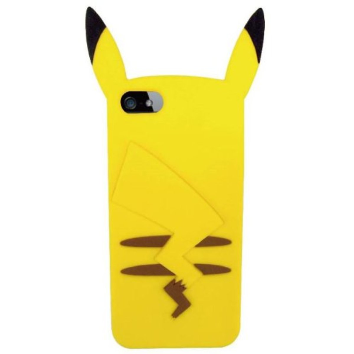 Pikachu Silicone Phone Case