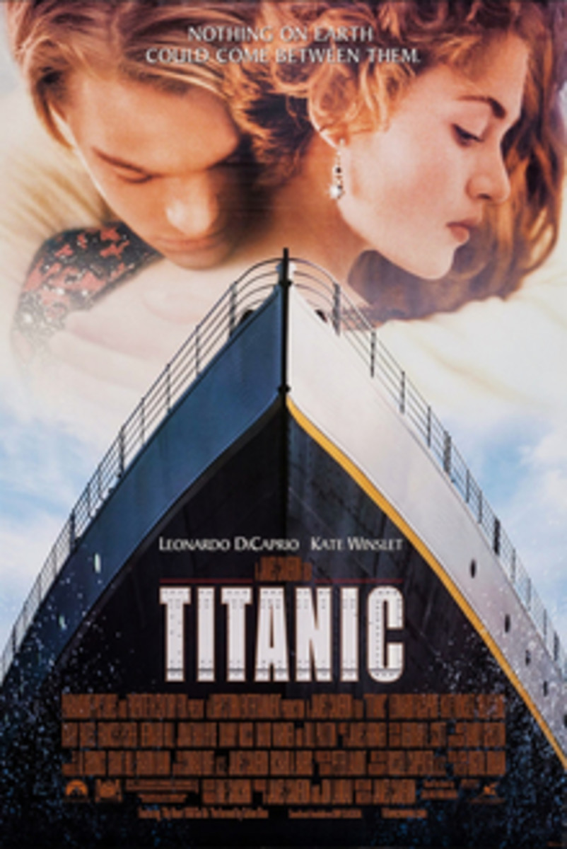 Titanic Theatrical Release Poster