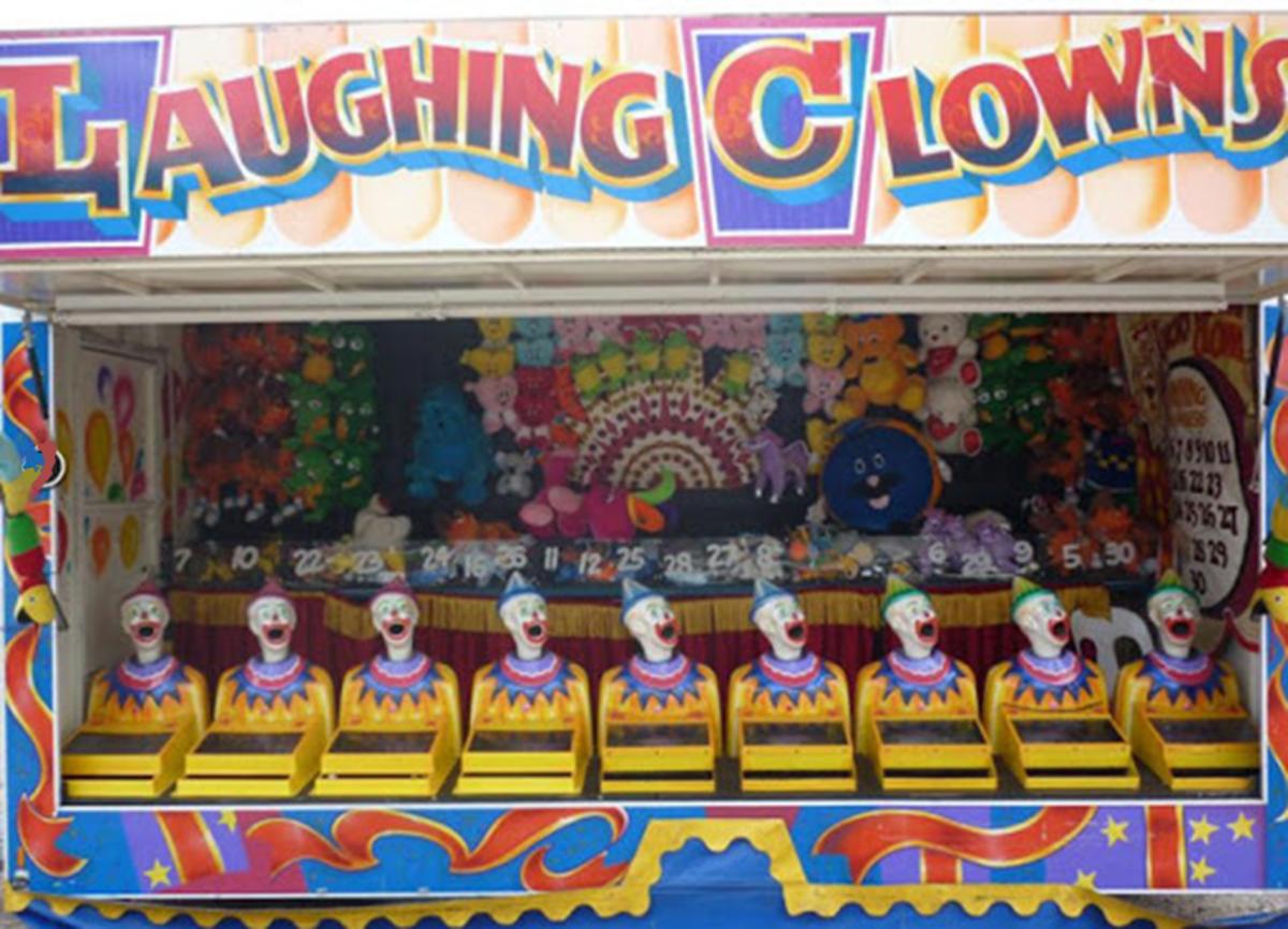 The Clown Always Wins