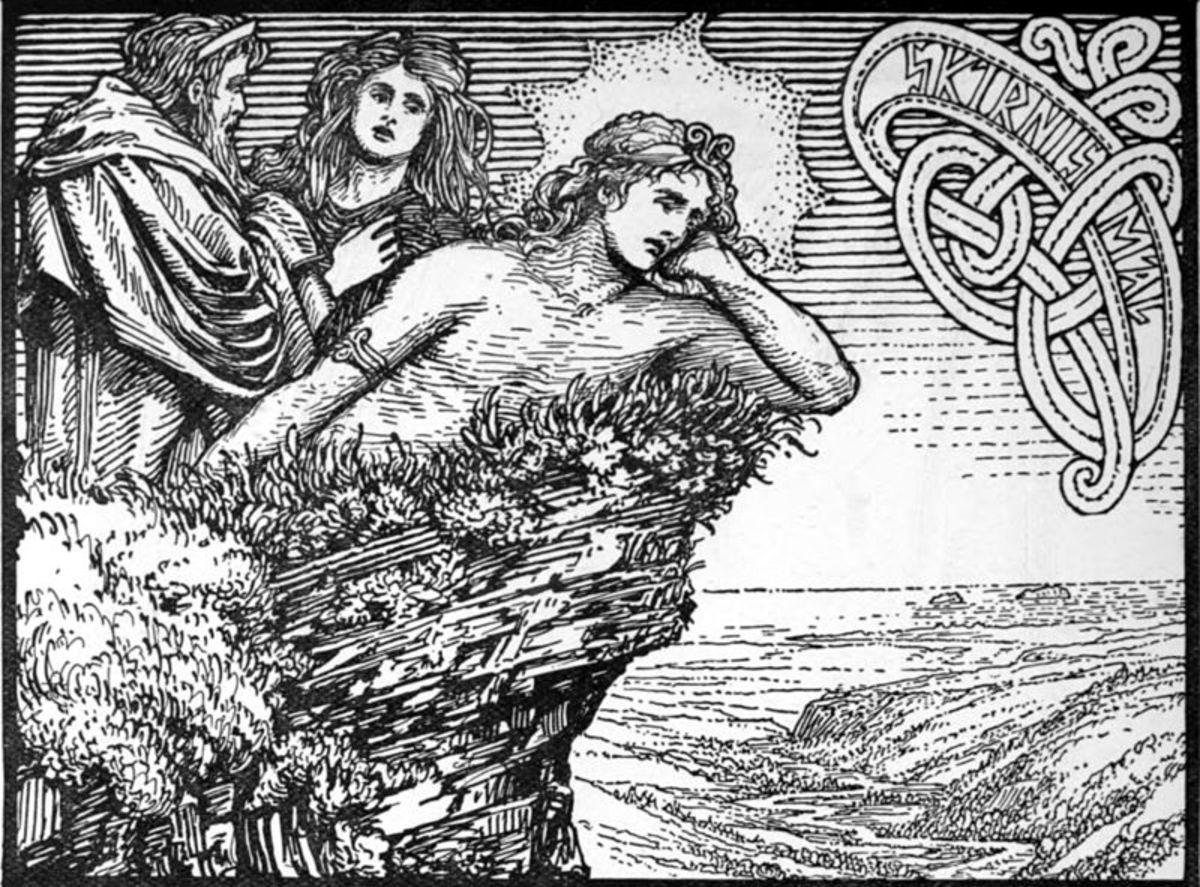 Freyr longing for Gerdr