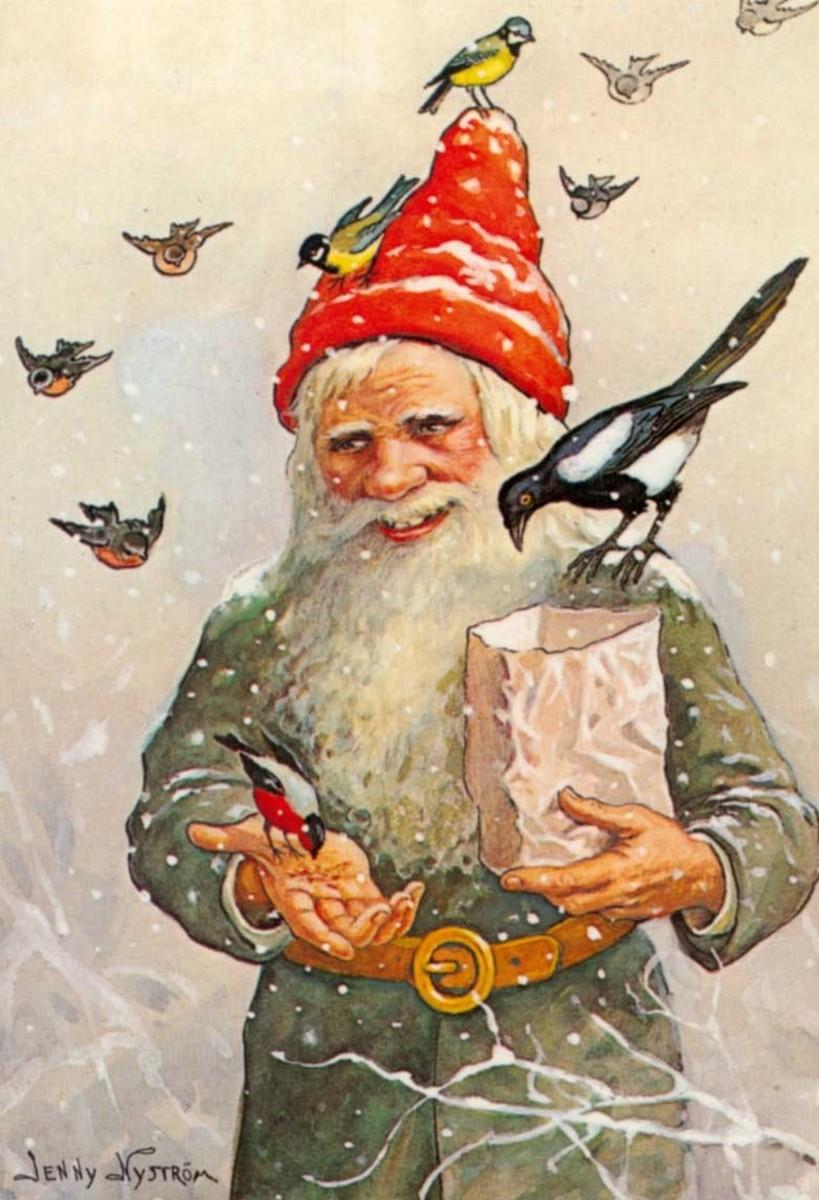 Jolnisse depicted by Jenny Nystrom
