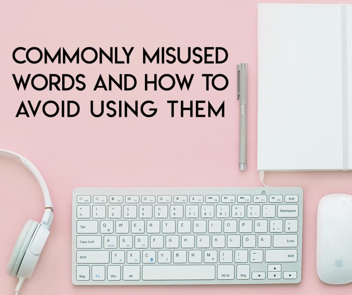 Commonly Misused Words and Phrases That Will Make You Sound Unprofessional -How to Avoid Them!