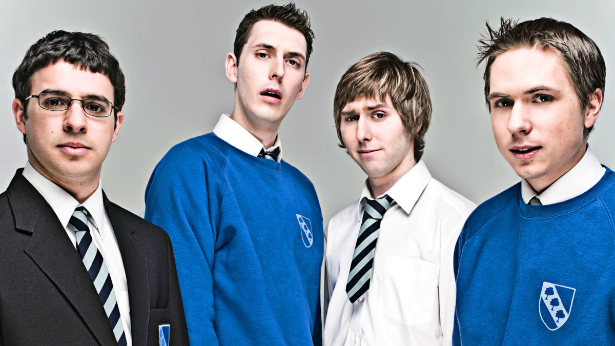 The Inbetweeners' Best Moments