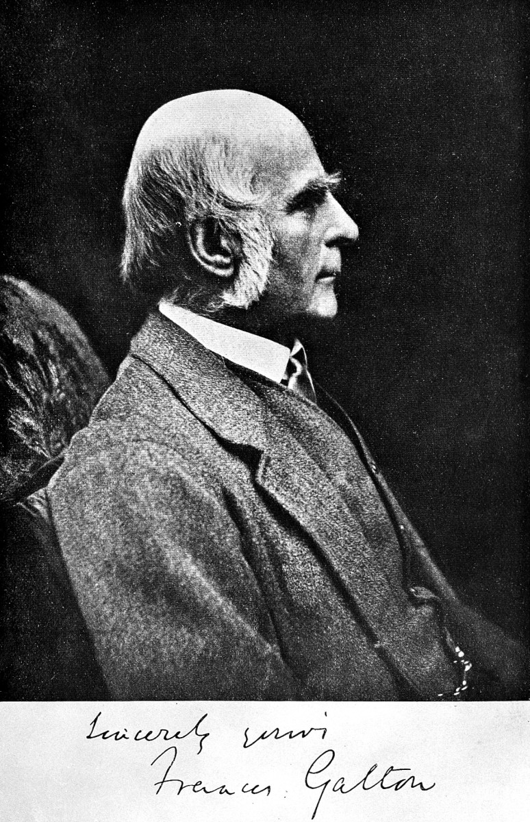 Who Was Sir Francis Galton