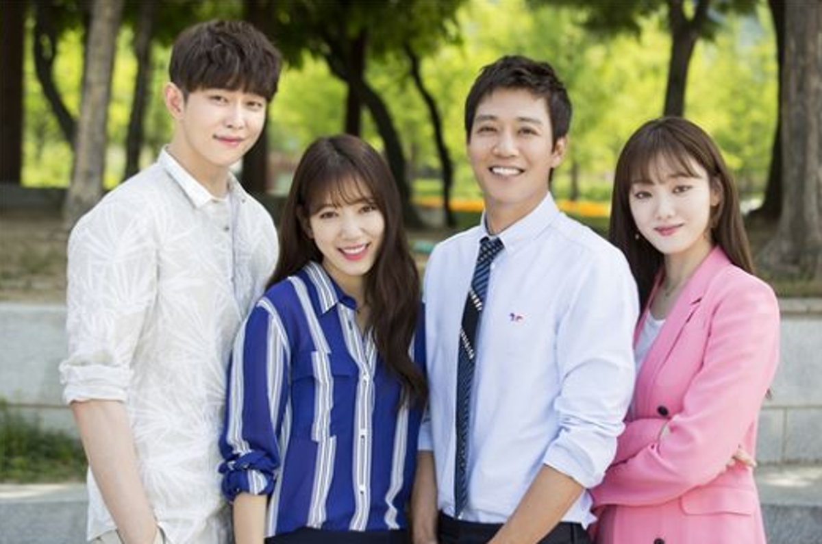 Doctors Cast Korean Drama