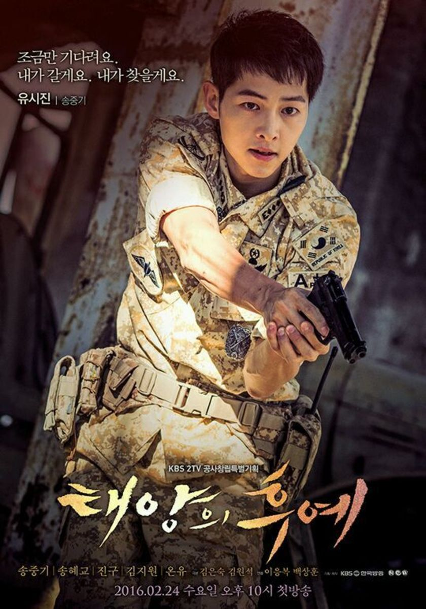 Descendants of the Sun Korean Drama
