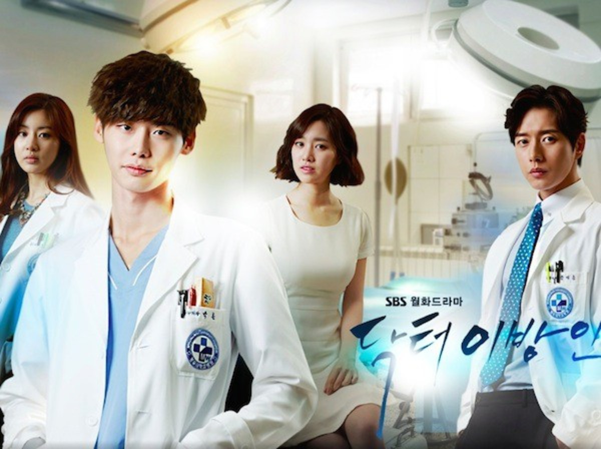 Doctor Stranger Korean Drama 2014