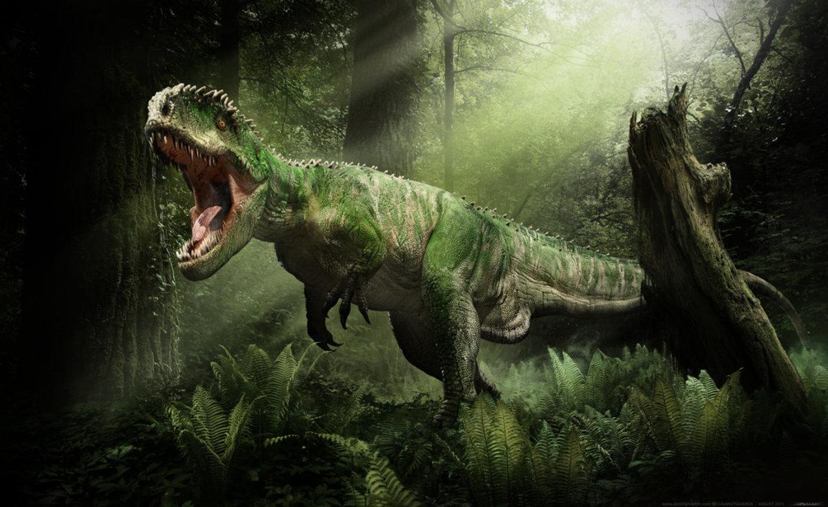 (cc image, Jurassic Park Fanon Wiki) Gigantosaurus