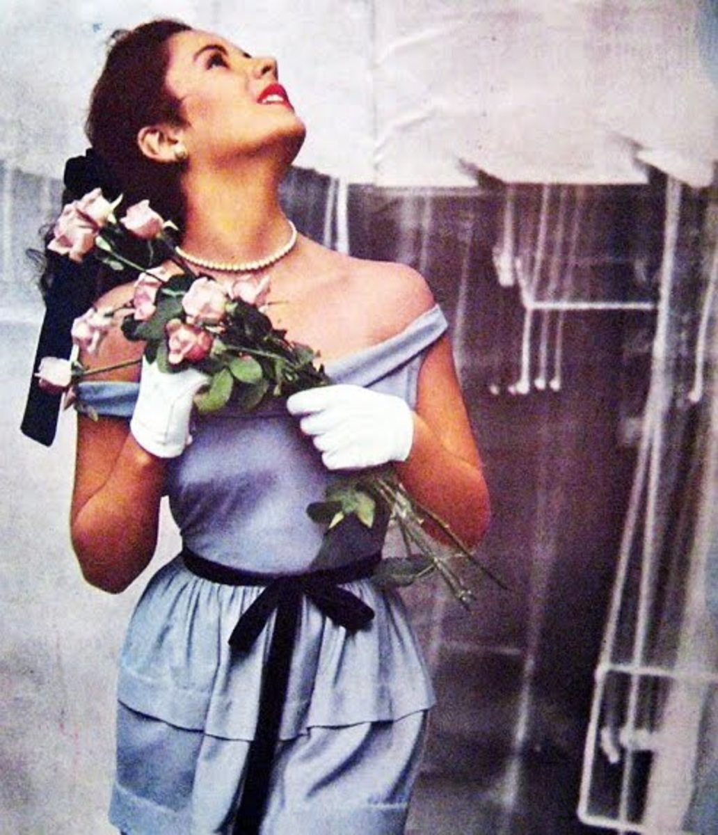 Elizabeth Taylor in The Blue Bird