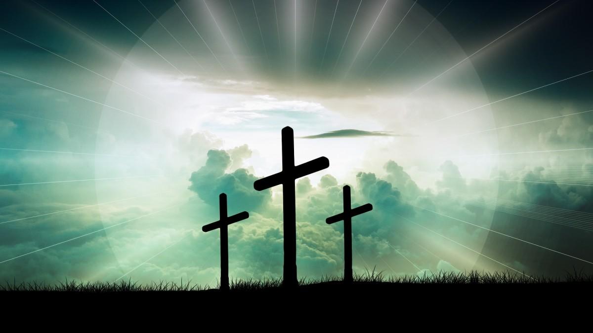 Revisiting the Cross: Jesus' Divine Exchange