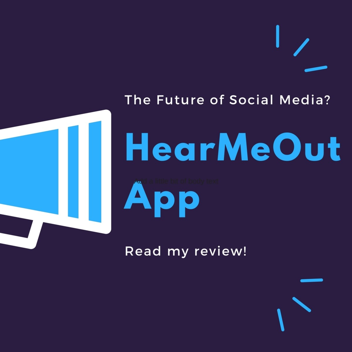 HearMeOut App: The Future of Social Media?