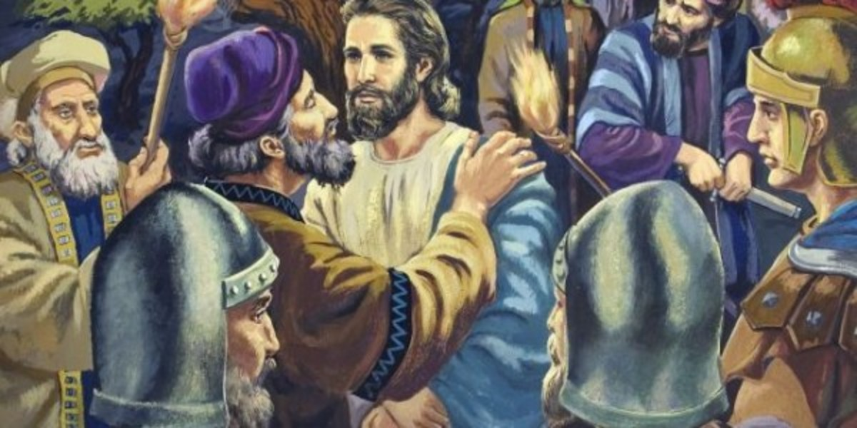 Bible Story of the Day: Judas