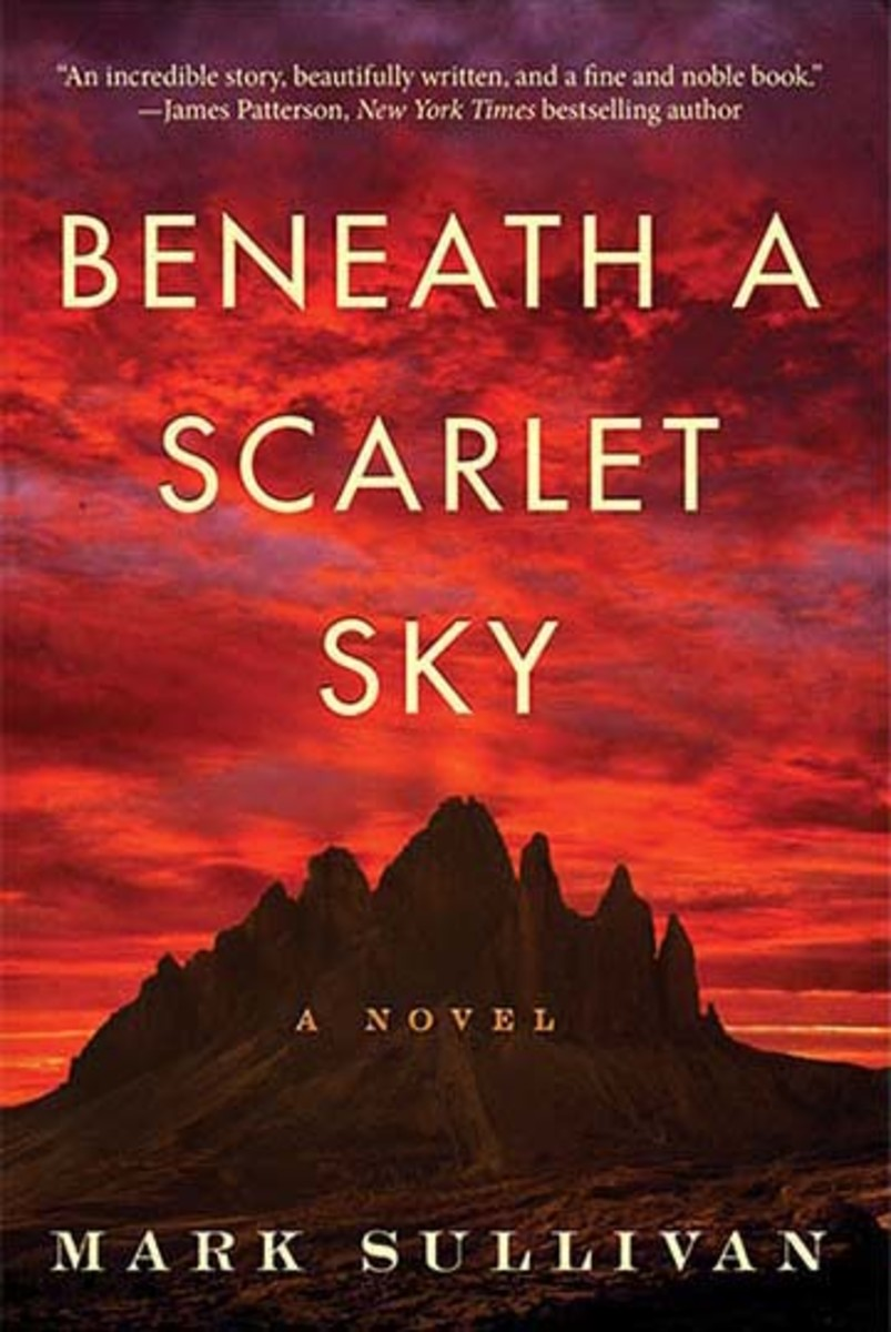 Beneath a Scarlet Sky, a Summary