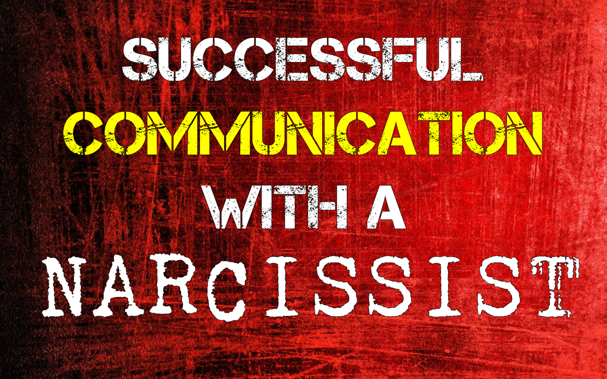 Successful Communication With Narcissists