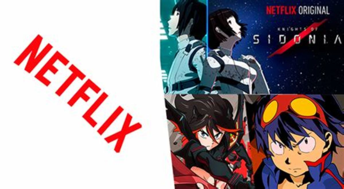 Great Anime to Watch on Netflix