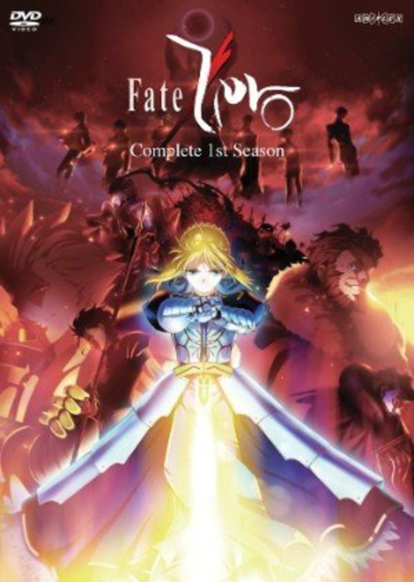 Anime Review: Fate/Zero (2011)