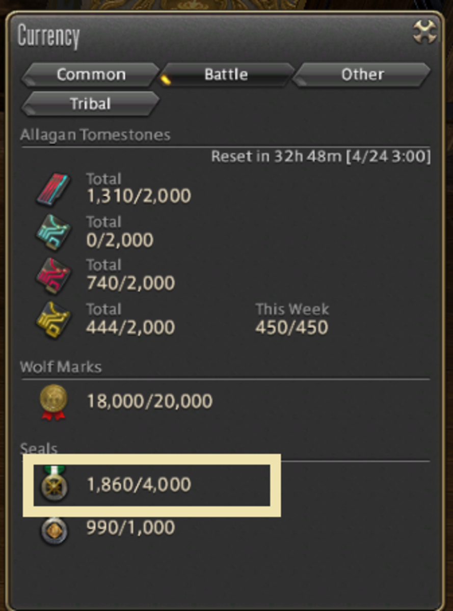 FF14: How to Get Allied Seals and What Are They Used For?