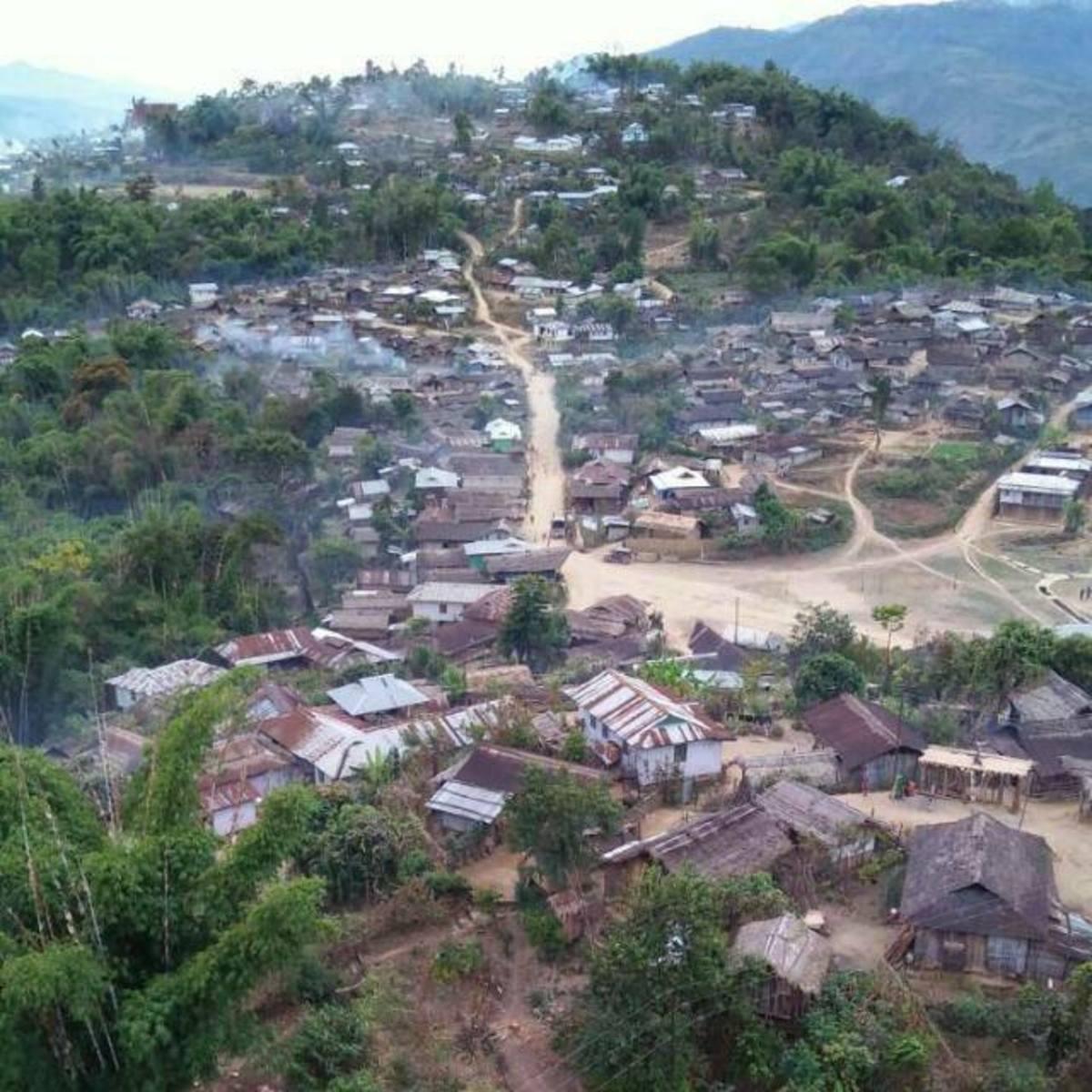 Pathso Village Info