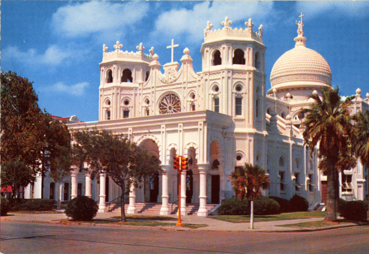Sacred Heart Church, Galveston, Texas