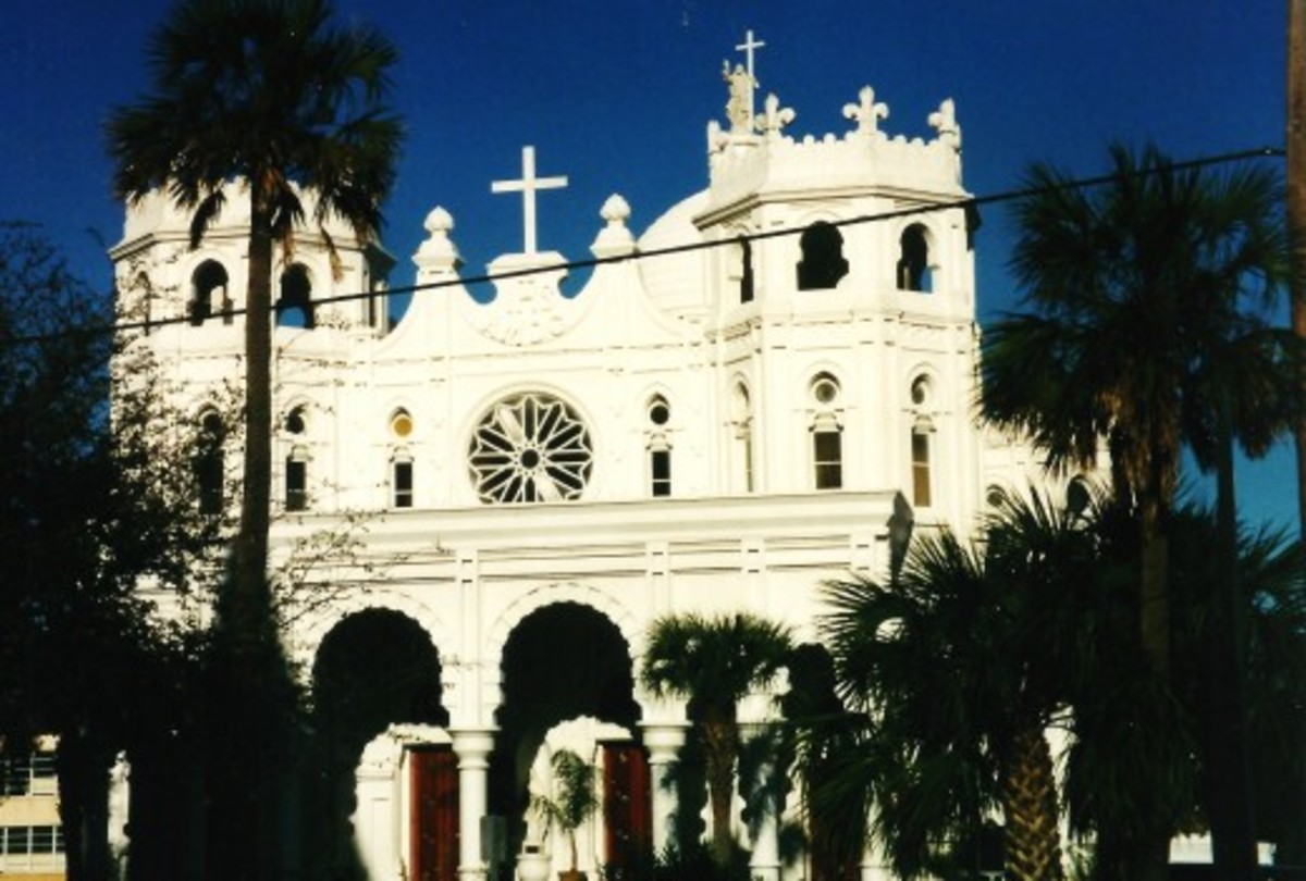 Sacred Heart Catholic Church, Galveston, Texas