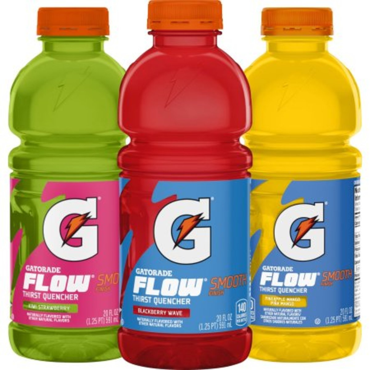 Gatorade & Powerade vs. Pedialyte - Which is the Healthiest?