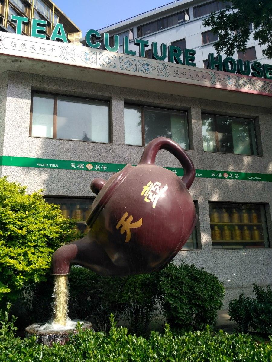 Ten Fu's Tea Shop