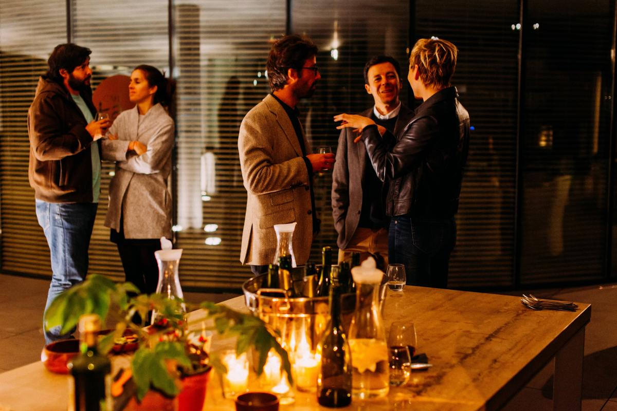 Networking At Events with an Elevator Pitch