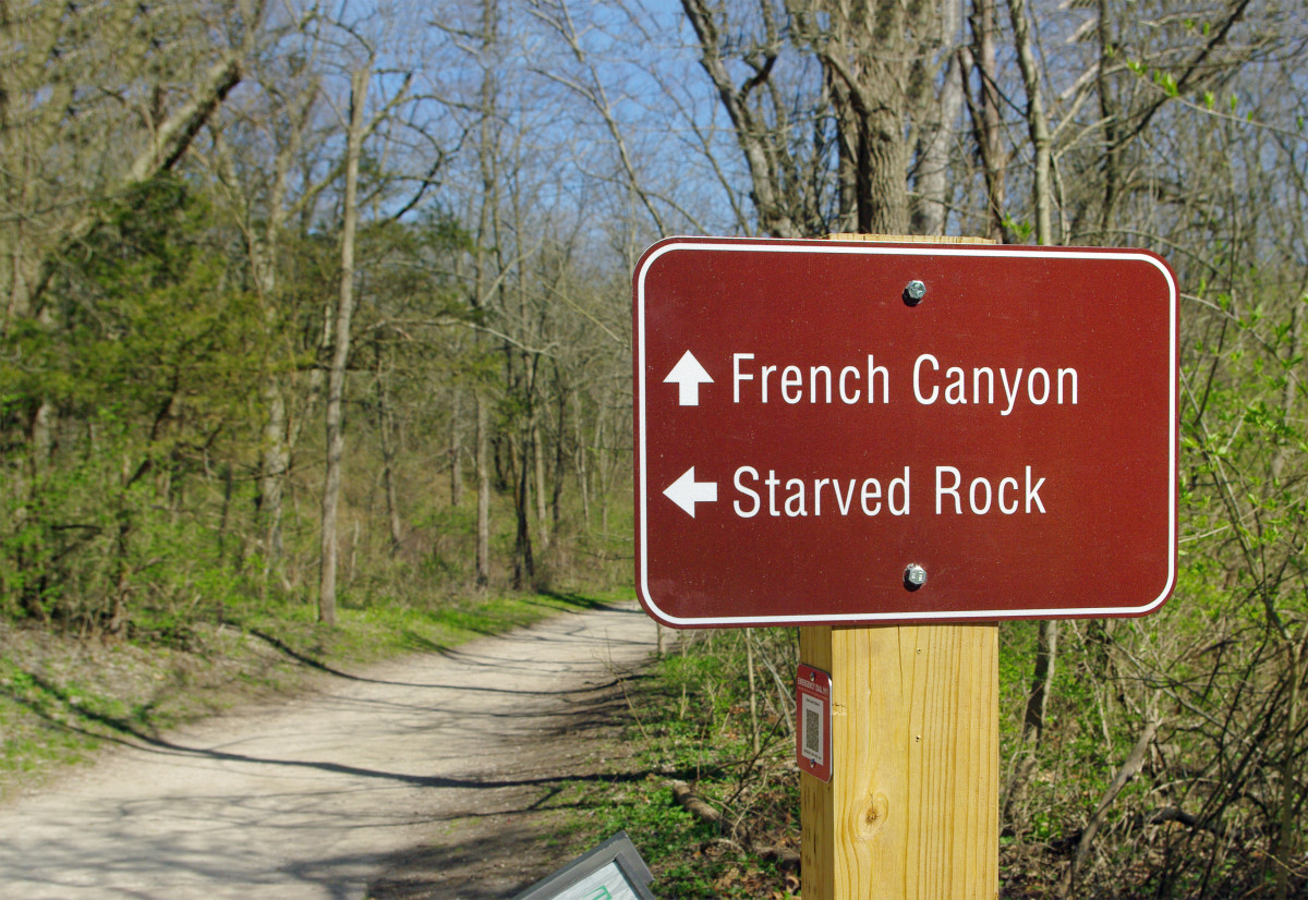 This way to Starved Rock