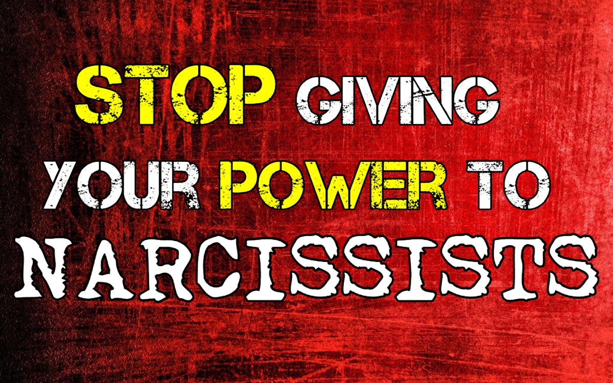 Stop Giving Your Power Away to Narcissists