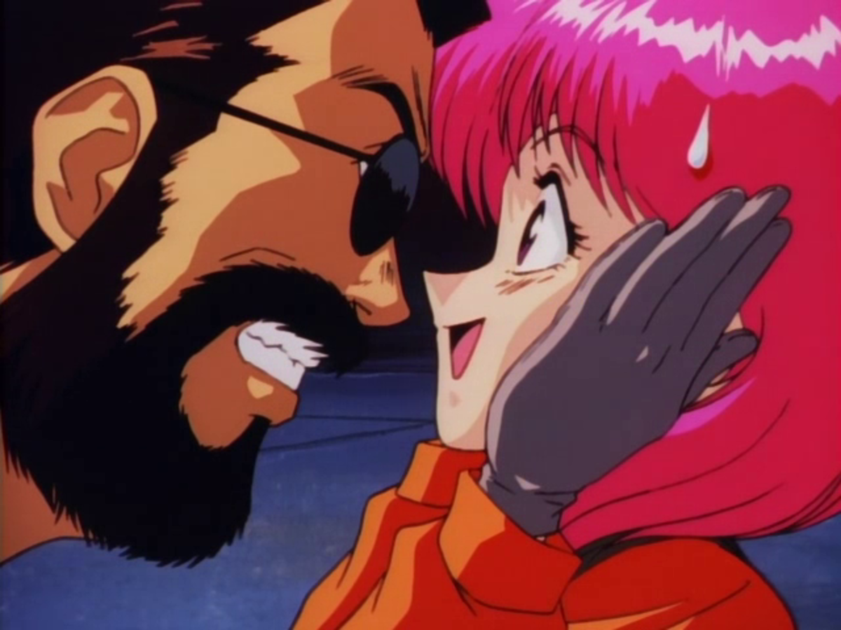 Yoko gets chewed out for being an unknowning pawn in one of Mitaka's little stunts.
